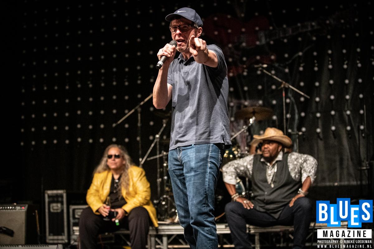 Sugaray Rayford @ Grolsch Blues Festival 2019-1
