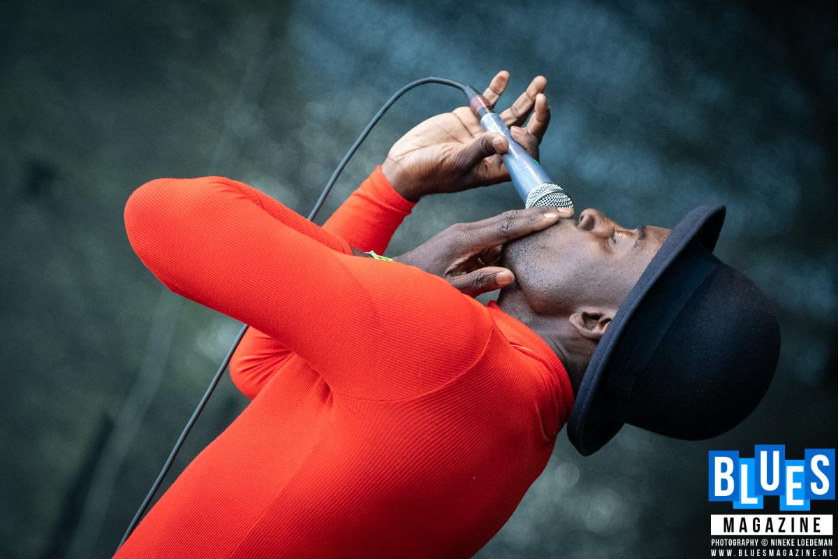 Afro Blues Project ft. Randolph Matthews @ Grolsch Blues Festival 2019-10