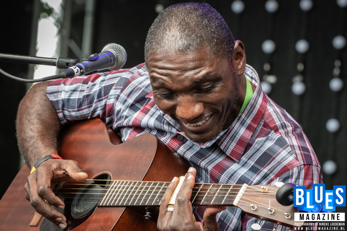 Cedric Burnside @ Grolsch Blues Festival 2019-10