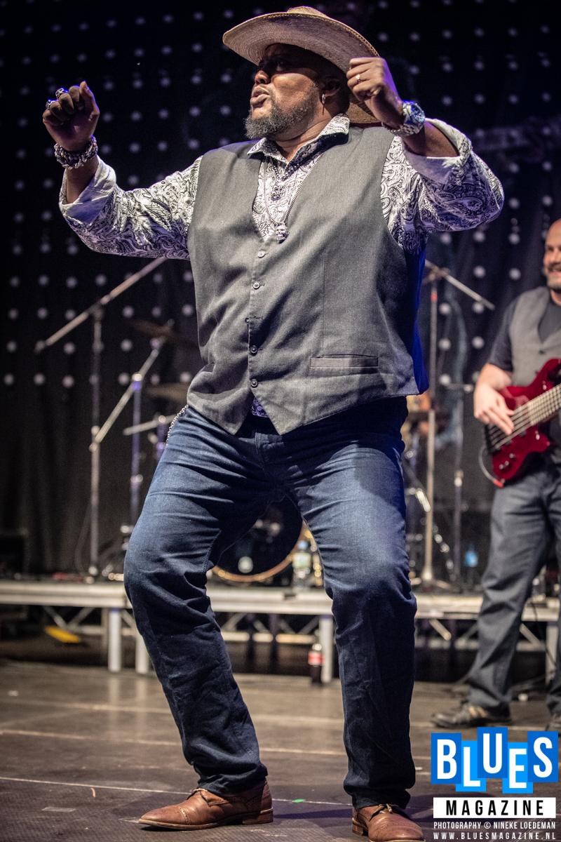 Sugaray Rayford @ Grolsch Blues Festival 2019-3