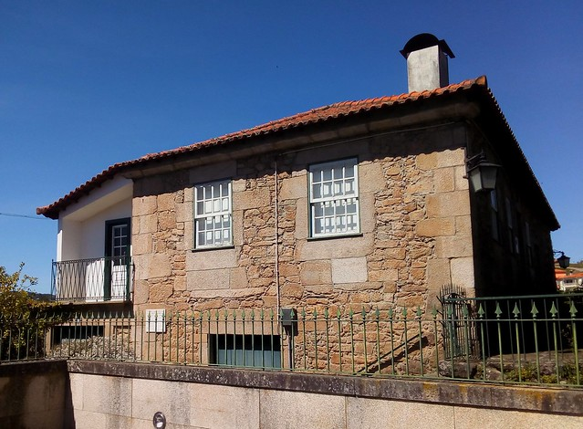 The house where Fernão de Magalhães (Ferdinand Magellan) was born by bryandkeith on flickr
