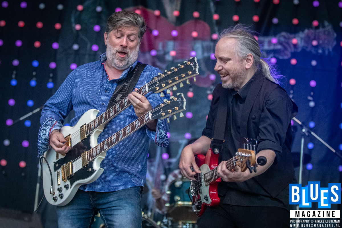 The Paul DesLauriers Band @ Grolsch Blues Festival 2019-12