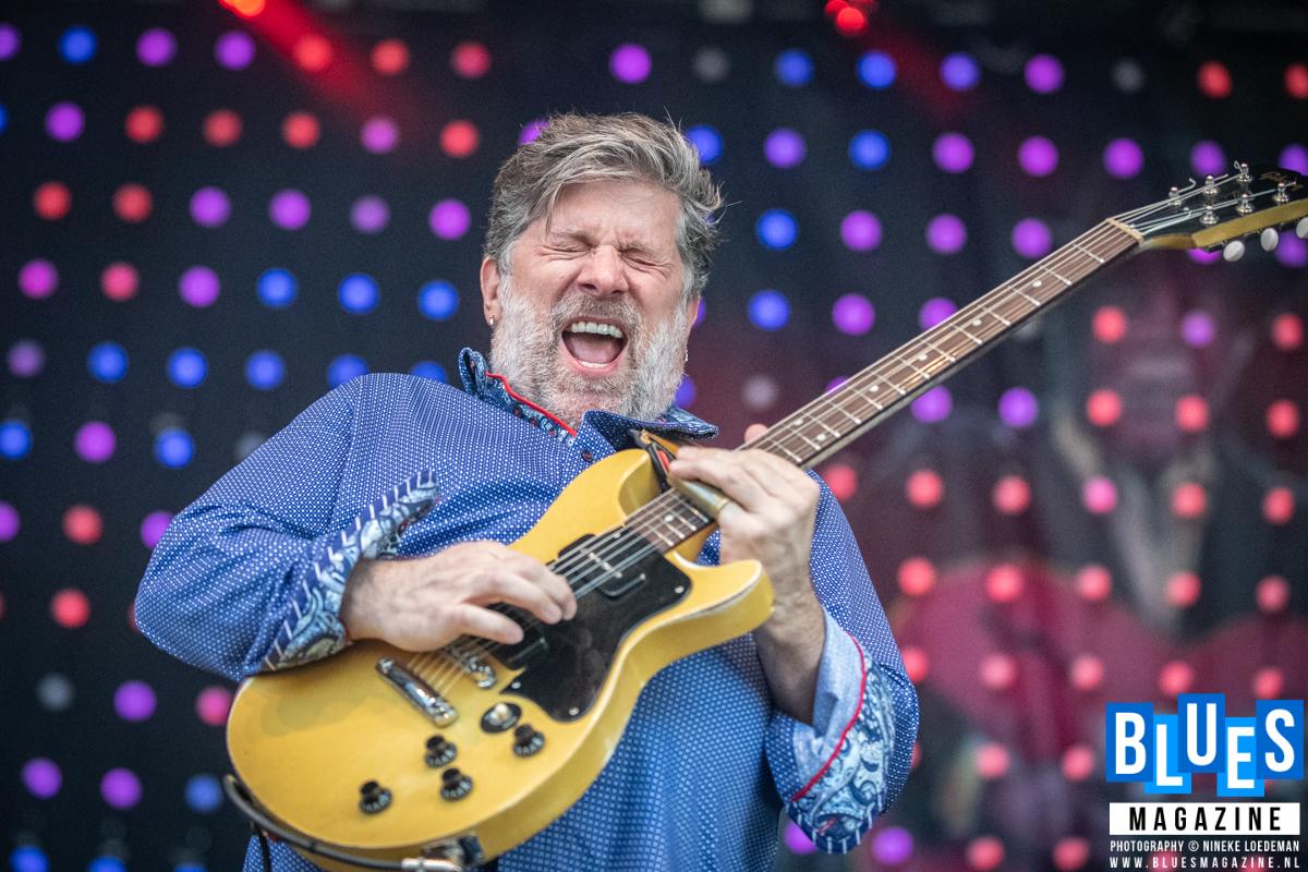 The Paul DesLauriers Band @ Grolsch Blues Festival 2019-9