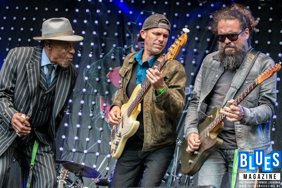 Archie Lee Hooker & The Coast To Coast Band @ Grolsch Blues Festival 2019-13