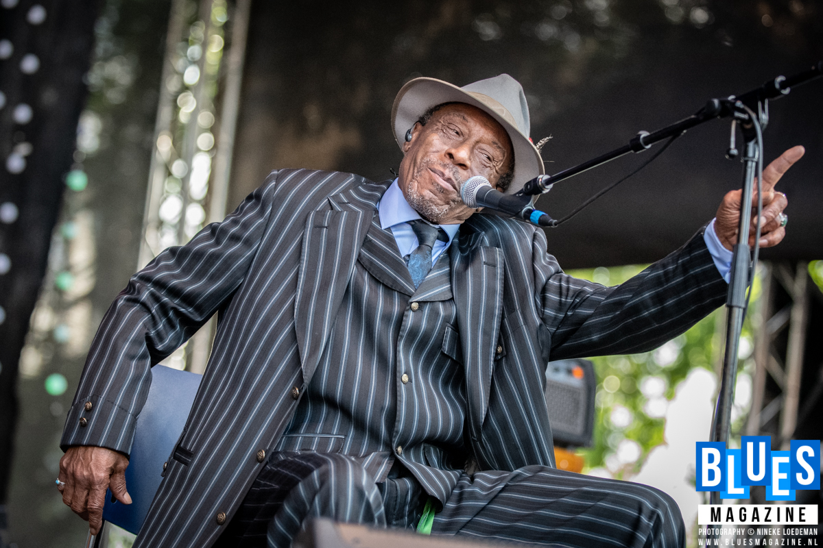 Archie Lee Hooker & The Coast To Coast Band @ Grolsch Blues Festival 2019-4