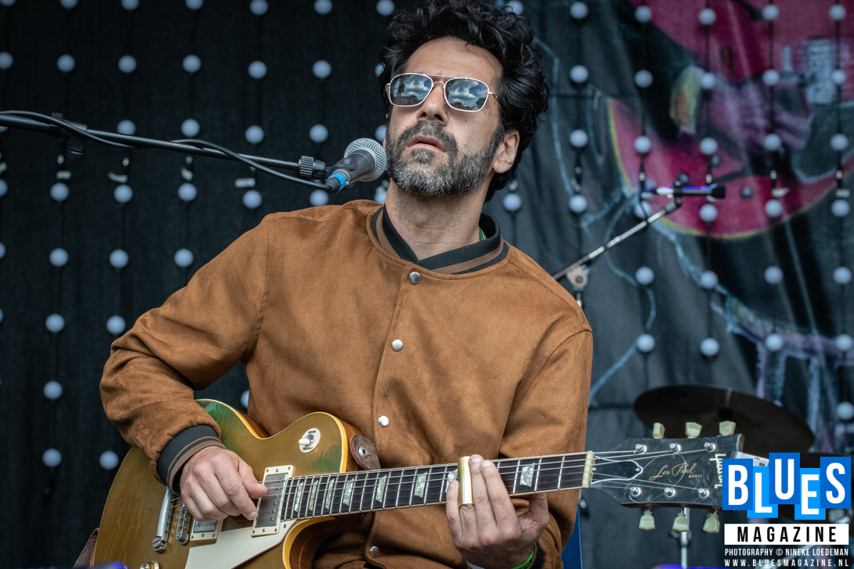 Cedric Burnside @ Grolsch Blues Festival 2019-11