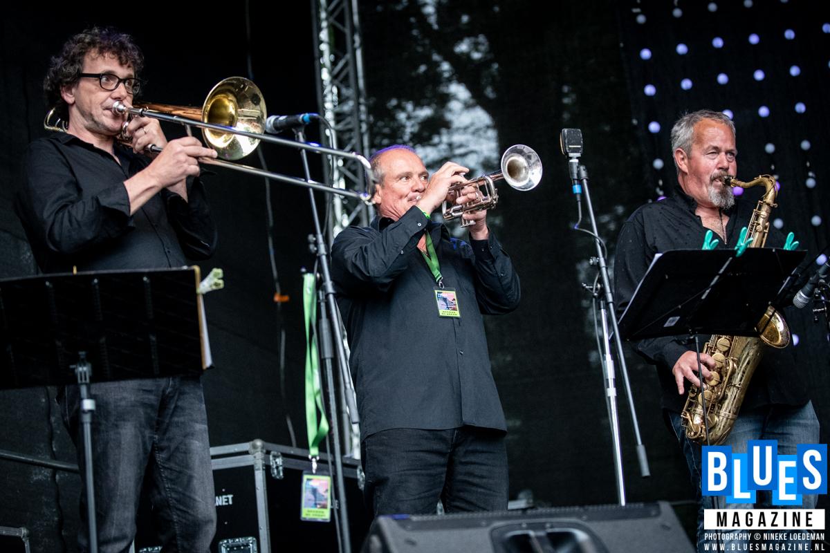 Curtis Salgado Band @ Grolsch Blues Festival 2019-20