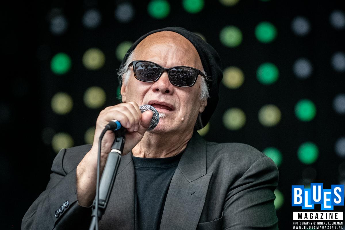 Curtis Salgado Band @ Grolsch Blues Festival 2019-2