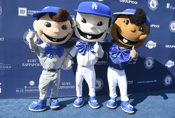 Dodger Foundation's 5th Anniversary Blue Diamond Gala
