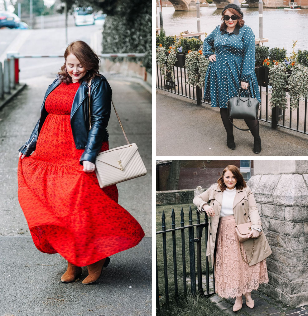 14 Plus Size Fashion Bloggers You Should Know (Hayley of Hayley Hall)