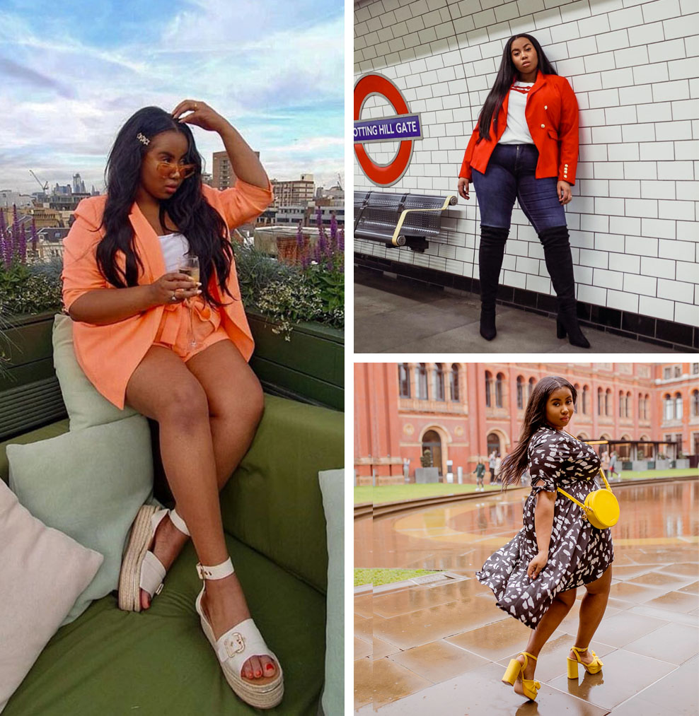 14 Plus Size Fashion Bloggers You Should Know (Lauren-Nicole of Fashion Killer)