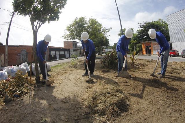 Manaus terá cinco novos parques da juventude até o final deste ano