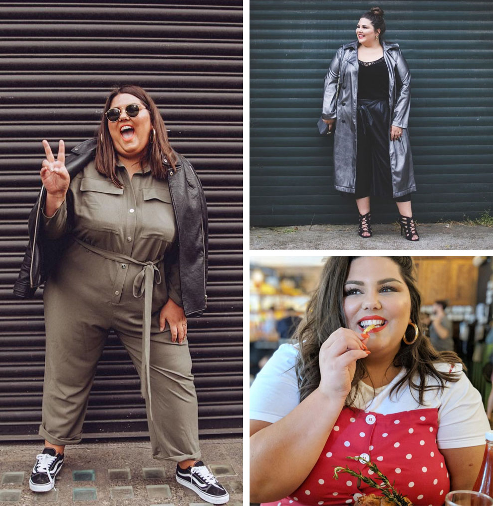 14 Plus Size Fashion Bloggers You Should Know (Callie of Callie Thorpe)