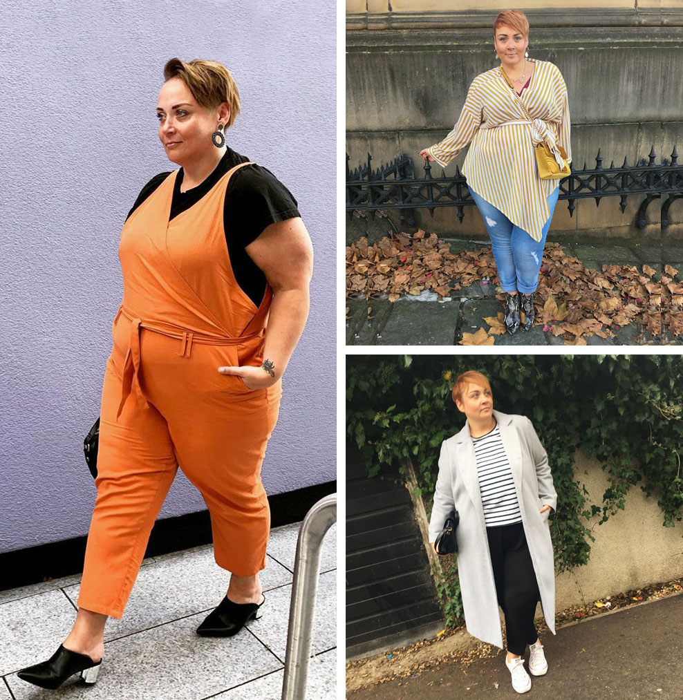 14 Plus Size Fashion Bloggers You Should Know (Becky of Becky Barnes Blog)