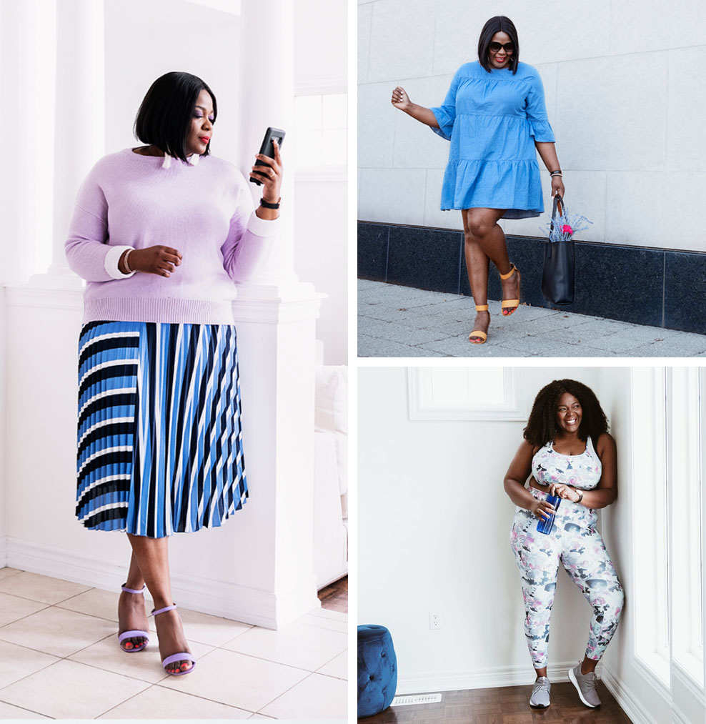 14 Plus Size Fashion Bloggers You Should Know (Assa of Curves and Curls)