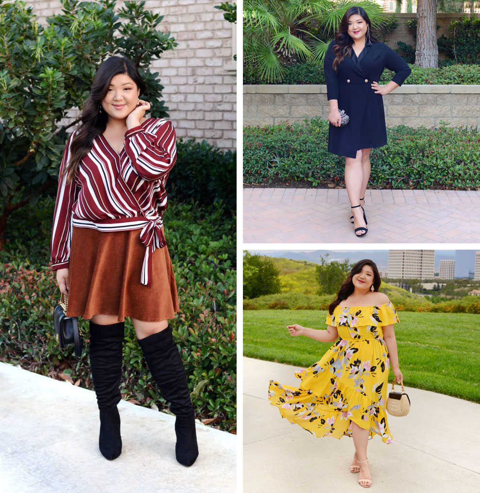 14 Plus Size Fashion Bloggers You Should Know (Allison of Curvy Girl Chic)