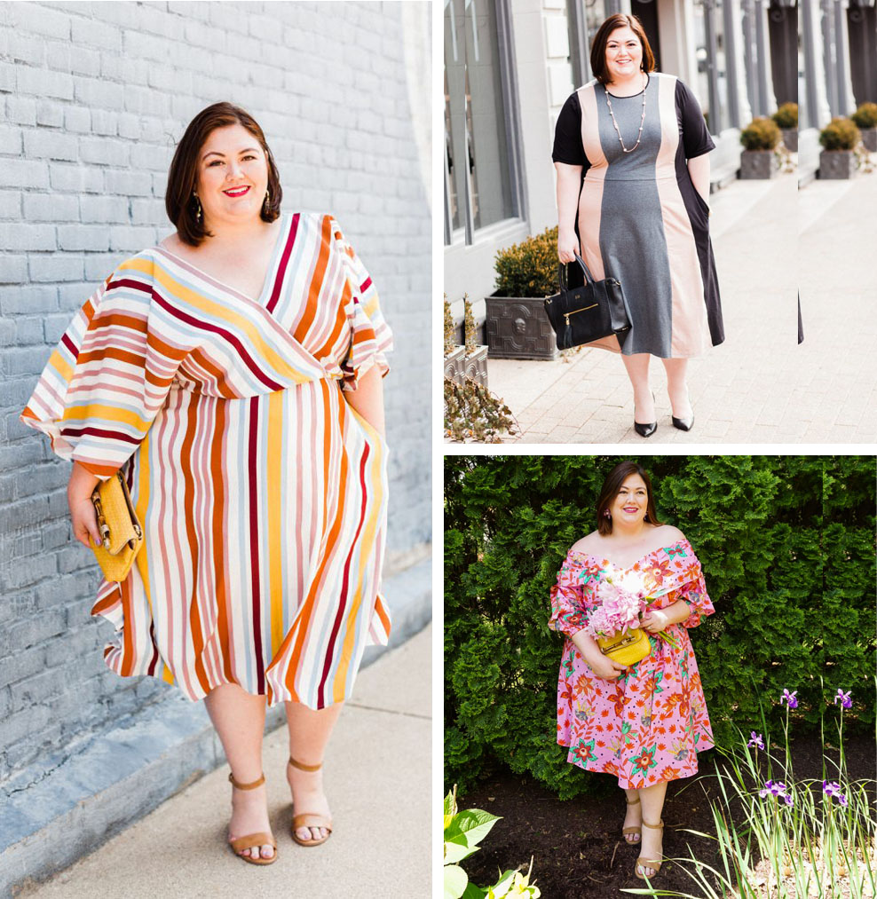 14 Plus Size Fashion Bloggers You Should Know (Emmie of Authentically Emmie)