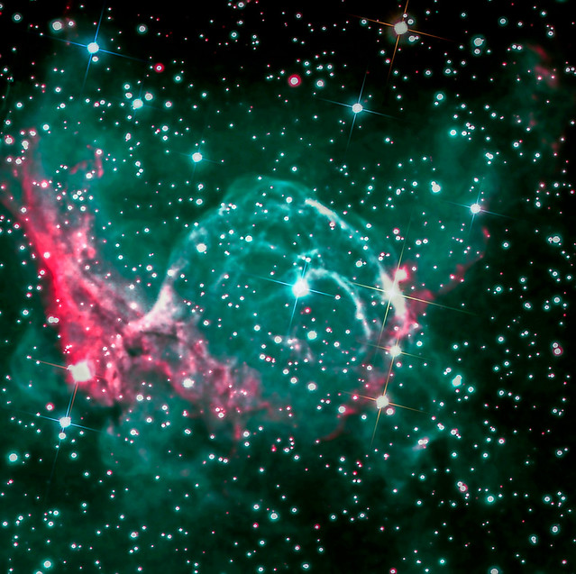 "NGC 2359 ""Thor's Helmet"""