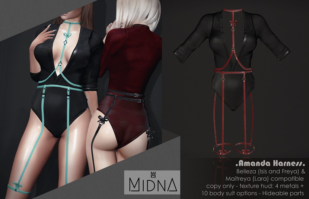 Midna – Amanda Harness