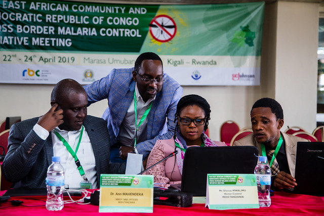 Cross Boarder Malaria Control Initiative Meeting | Kigali from 22nd - 24th April 2019.- Day 2