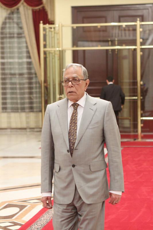 Лидер нации Эмомали Рахмон принял Президента Народной Республики Бангладеш Мухаммада Абдул Хамида