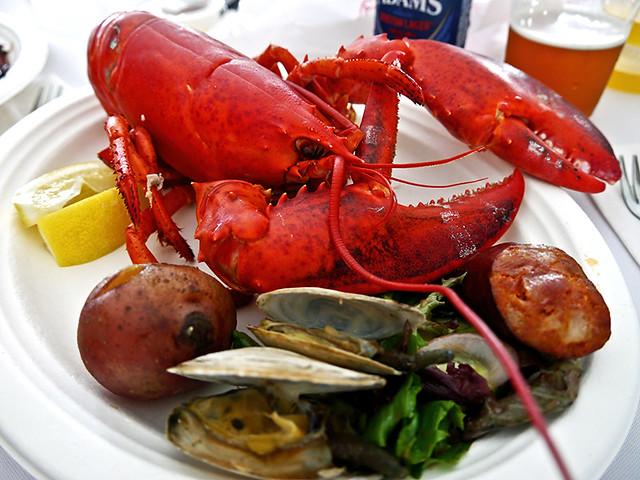photo - Lobster Bake, Bristol, Rhode Island