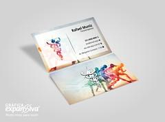 Marketing criativo e personalizados para profissionais da área de fisioterapia.