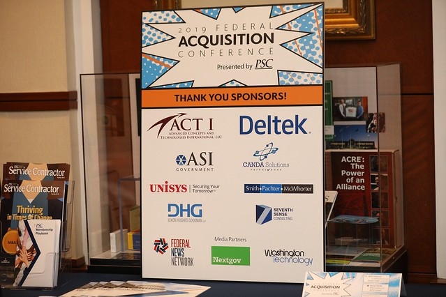 2019 Federal Acquisition Conference