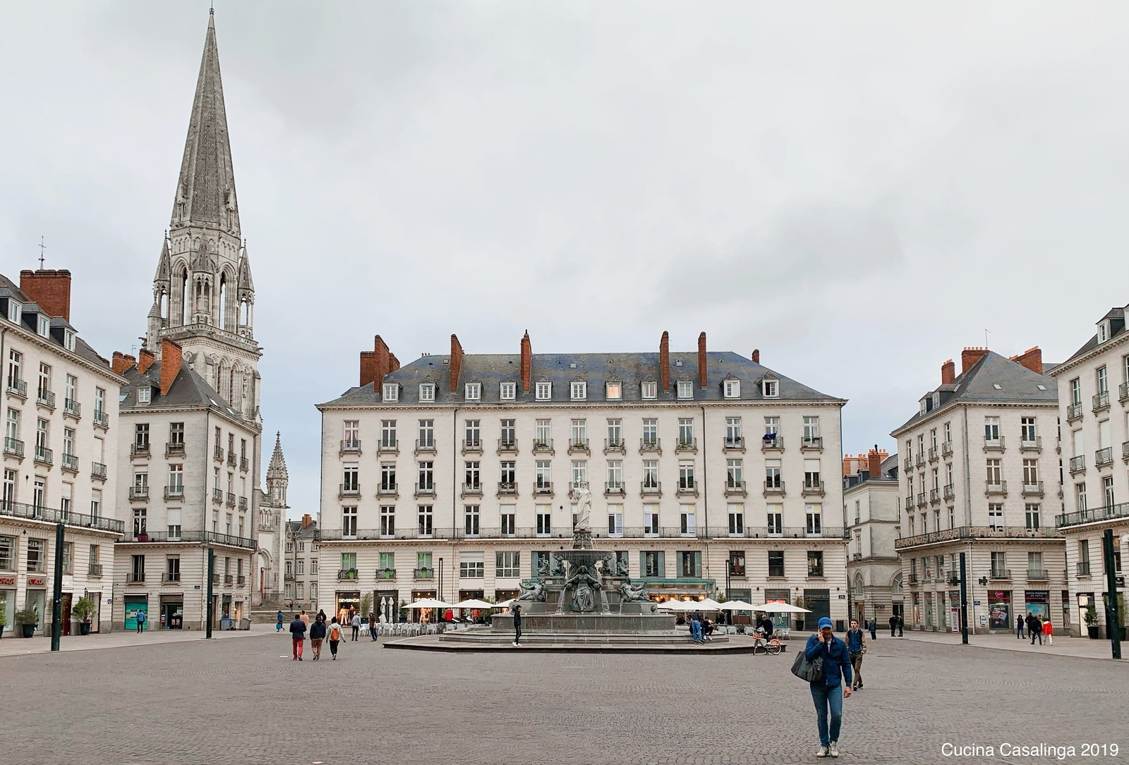Nantes - Stadt
