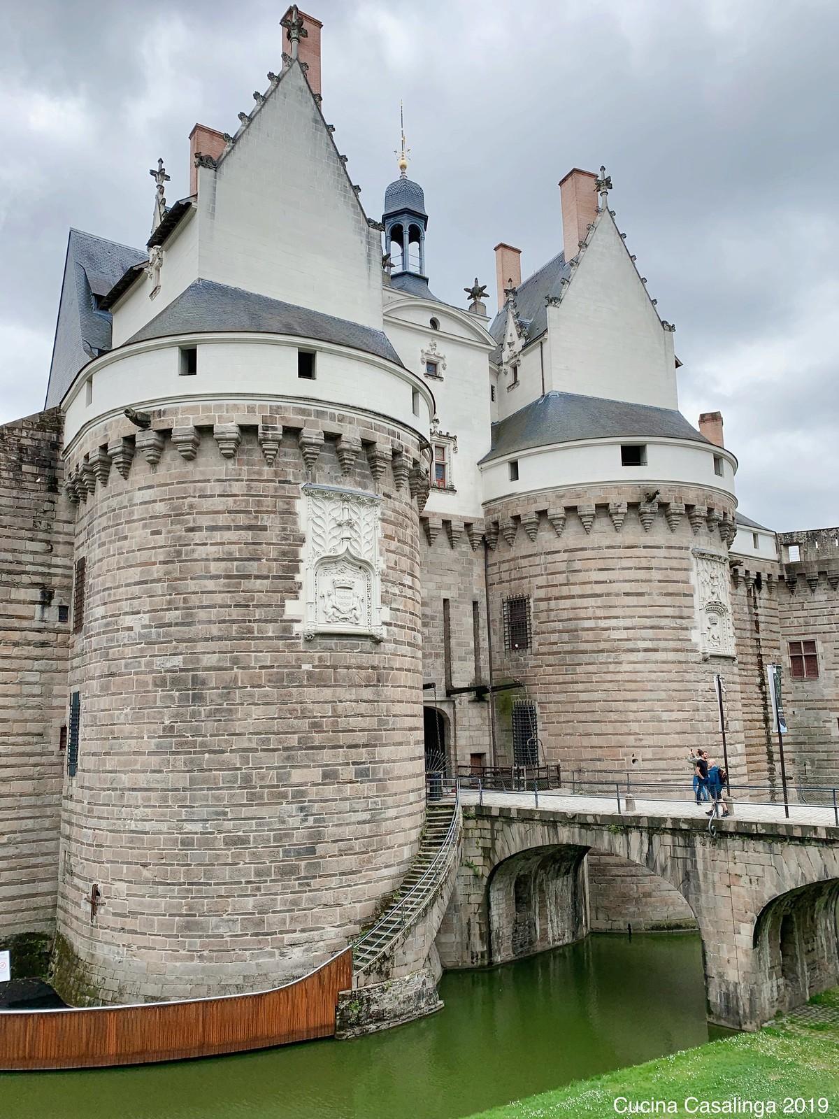Nantes - Schloss
