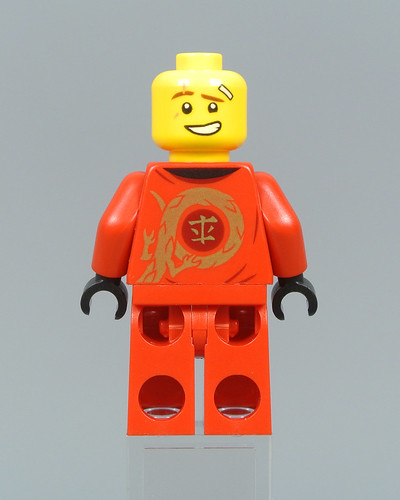 40342 NINJAGO Minifigure Set