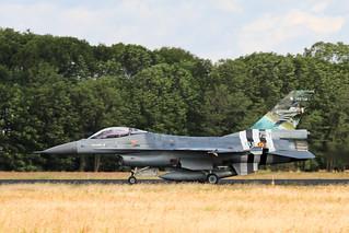 F-16AM FA-124 Belgium Air Force