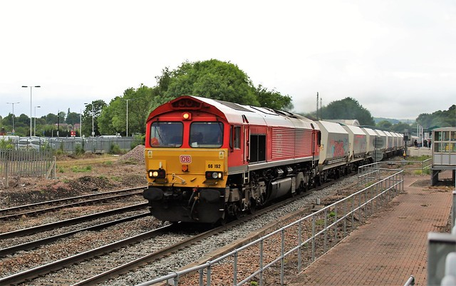 DB Cargo 66192 - Chesterfield