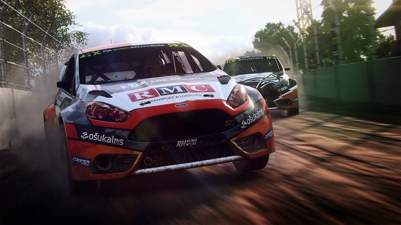 Dirt Rally 2.0 WorldRX in Motion