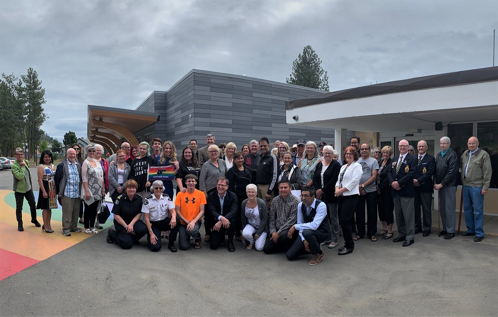 The expanded and redeveloped emergency department at Nicola Valley Hospital and Health Centre is strengthening patient care for people in Merritt and area through improved infrastructure, which includes features that foster equality and inclusion in British Columbia's health-care system.