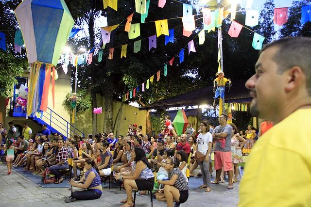 13.06.19 Arraial infantil Parque Cidade da Criança