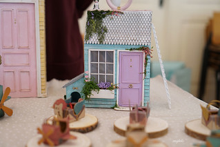 BCEU 2019 -  Porto: Portable Dollhouse for Petite Blythe