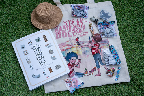 BCEU 2019 -  Porto : Goodie bag, my treasures