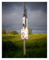 Dark clouds behind European elections