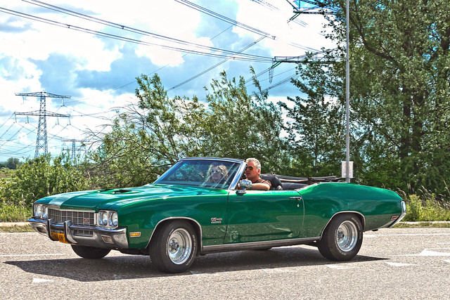 Buick GS Stage 1 Convertible 1971 (2496)