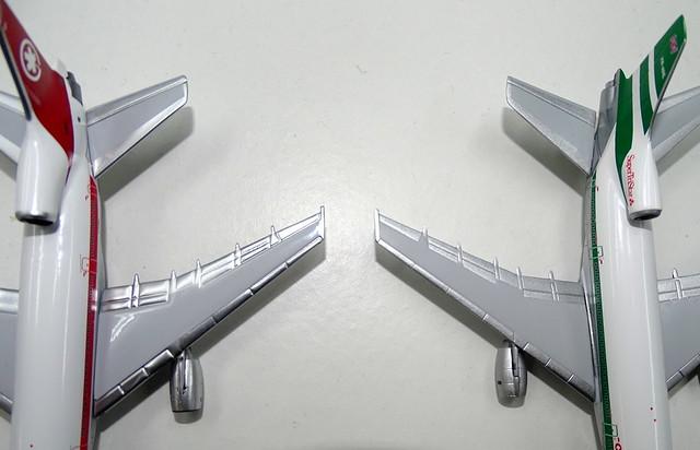 Lockness vs Gemini / JC Wings Tristar
