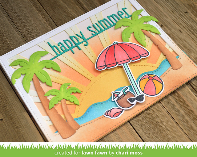 HappySummer_TropicalBackdrop_SunriseBackdrop_StitchedSimpleWaveBorder_OnTheBeach_ChariMoss2
