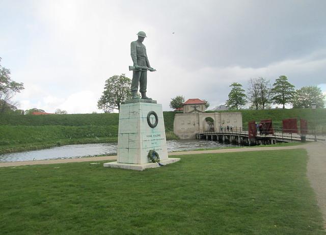 Danish National Second World War Memorial, Copenhagen