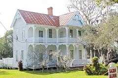 Frank Saxon House, Brooksville