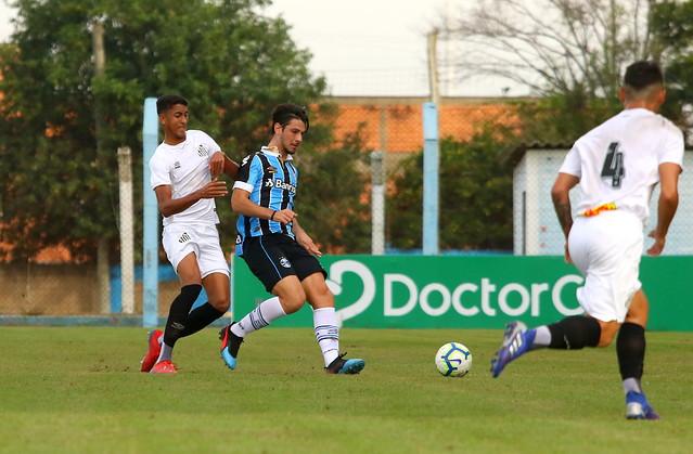 Brasileiro de Aspirantes - Grêmio 2 x 0 Santos