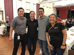 Hawaiian Electric at the Center for Tomorrow's Leaders Kupuna Prom — June 7, 2019: Mahalo to our CTL mentors for providing guidance and being outstanding role models to Hawaii's youth.