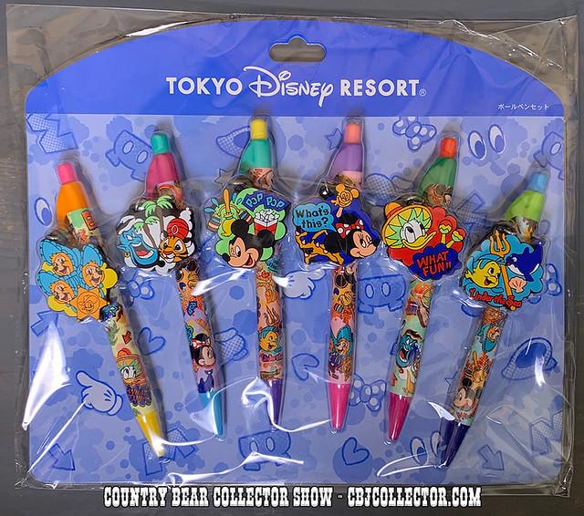 2019 Tokyo Disneyland Sun Bonnets Pen - Country Bear Collector Show #207