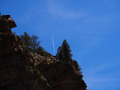 Jet trial Clear Creek Canyon