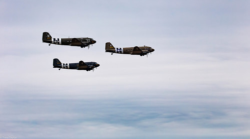 Dakotas over Normandy | by taylortony