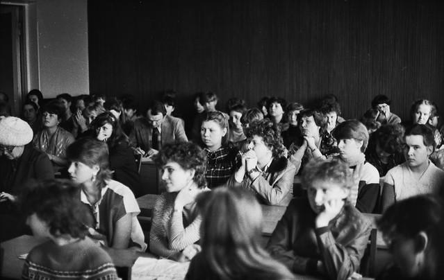 Конференция по психологии 1990